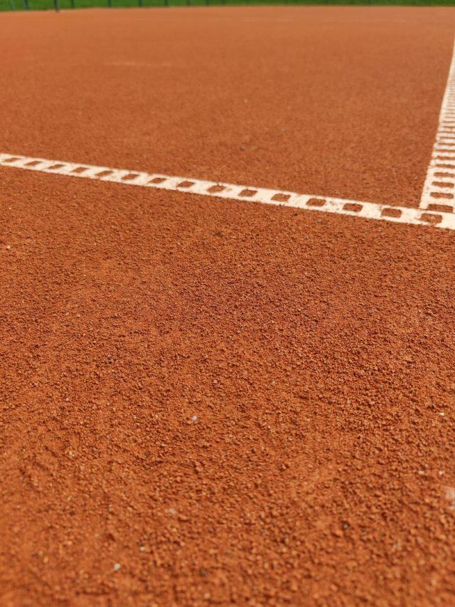 Aulangon tenniskentät avautuvat 17.5.